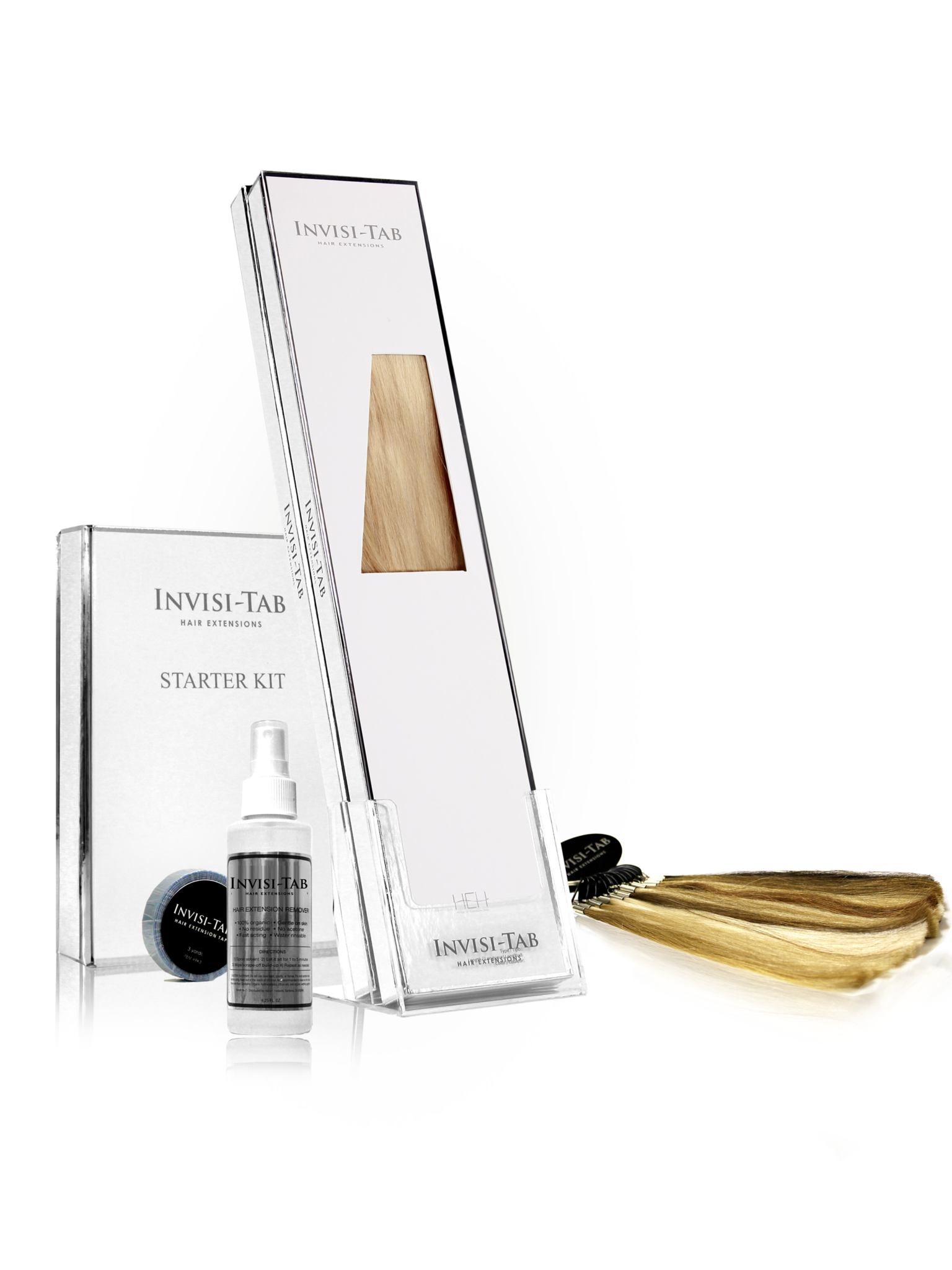 Invisi tab extensions exclusive salon products invisi tab european virgin hair pmusecretfo Choice Image